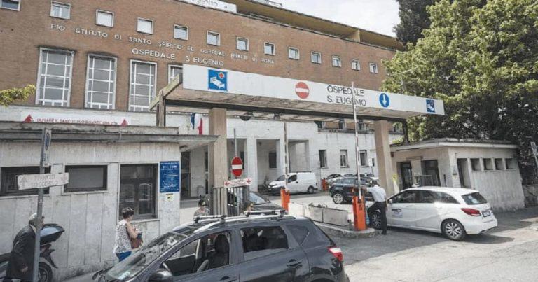 L'ospedale Sant'Eugenio di Roma