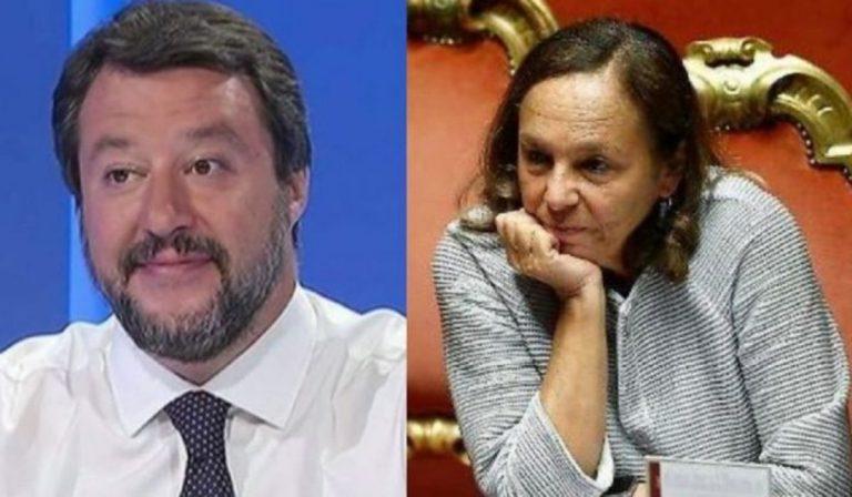 Salvini contro Lamorgese