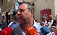 Salvini sul caso Morisi