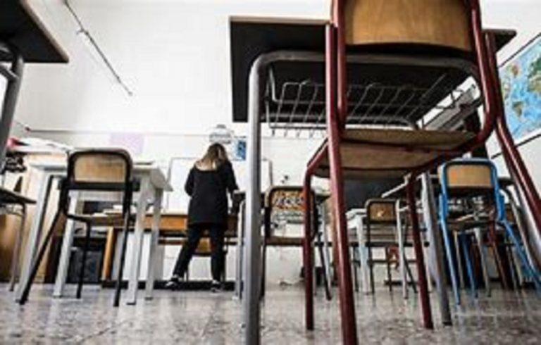 Positivi portano i figli a scuola