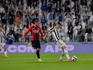 Serie A Juve Milan