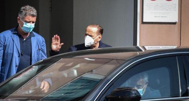 Silvio Berlusconi ospedale
