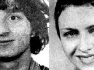 Jean Michel Kraveichvili e Nadine Mauriot