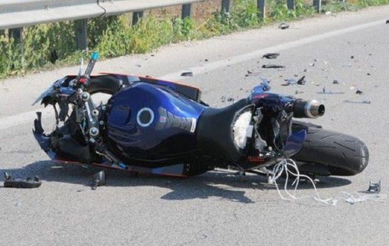 Forlì, indicente in moto fatale