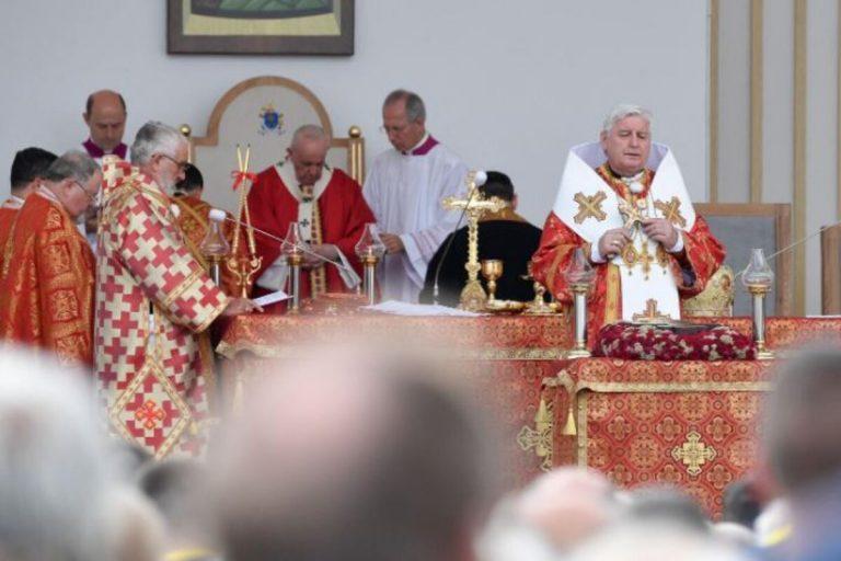 Arcivescovo Babjak positivo al Covid