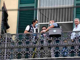 funerali bimbo morto Napoli