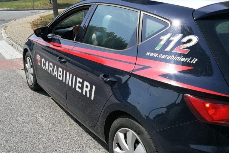 carabiniere suicida viterbo