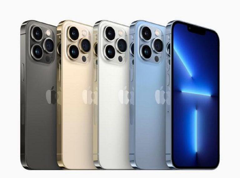 Le ultime novità dell'iPhone 13