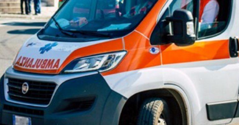 incidente sul lavoro Genova