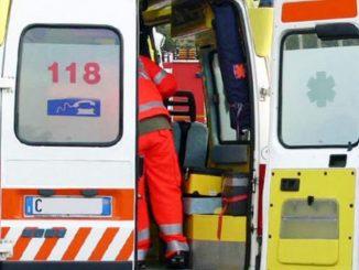 incidente stradale Bari