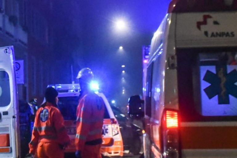 incidente stradale Bucchianico