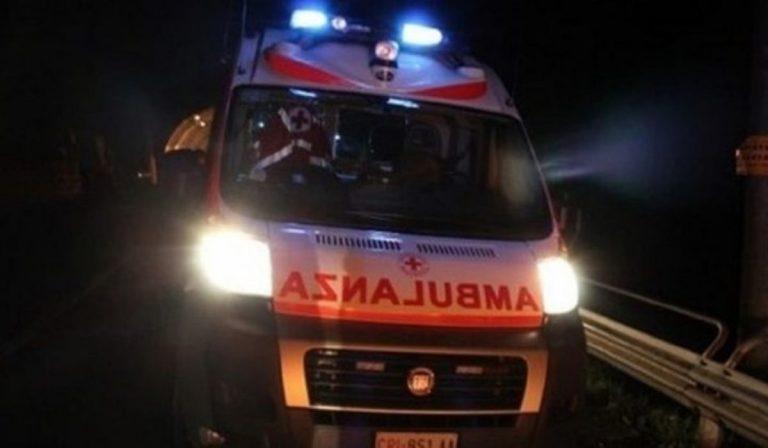 incidente stradale Lucca Sicula
