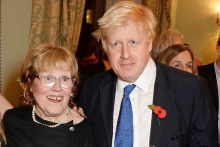 morta madre Boris Johnson