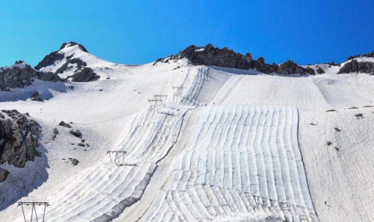 operaio morto ghiacciaio Presena