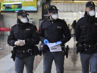 protesta no vax Napoli