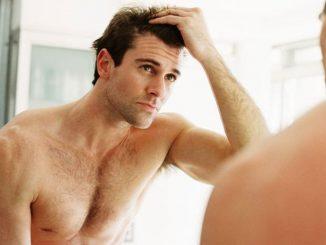 ricrescita capelli uomo