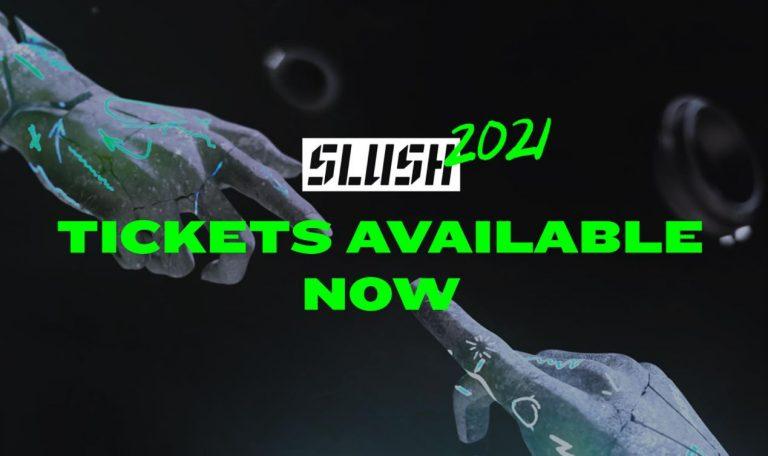 slush 2021 tickets