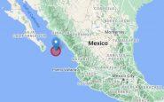 terremoto oceano pacifico settentrionale