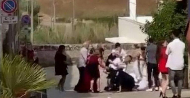 Accuse di tradimento durante le nozze, scoppia la rissa: 26enne accusato di violenza sessuale