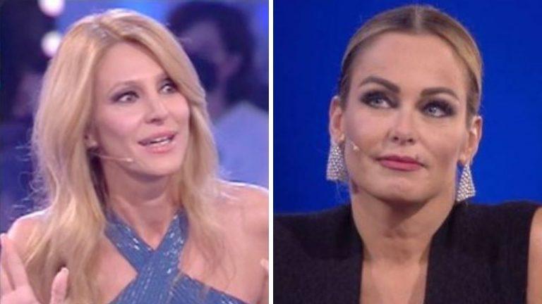 Sonia Bruganelli e Adriana Volpe