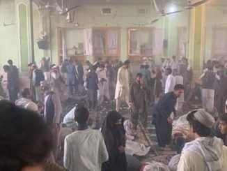 Afghanistan attentato moschea Kandahar