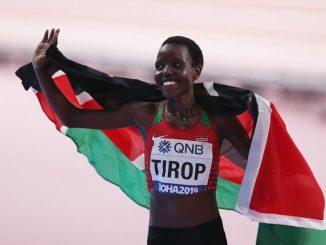Agnes Tirop