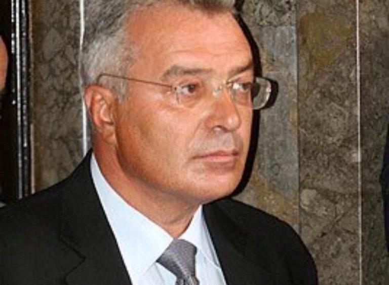 """Sul palco no green pass anche il giudice Giorgianni: """"Lascio la toga per il popolo sovrano"""""""