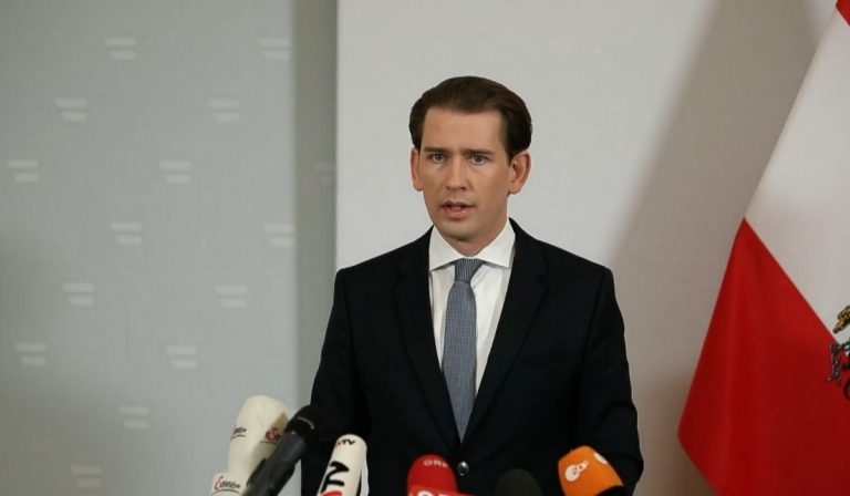Austria dimissioni cancelliere