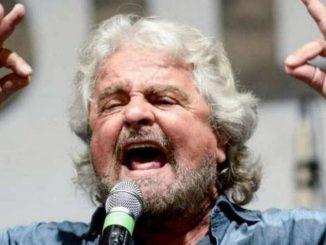 Beppe Grillo tamponi gratis