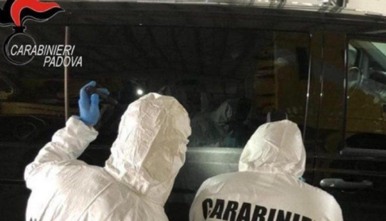 Bimbo rapito Padova ritrovato