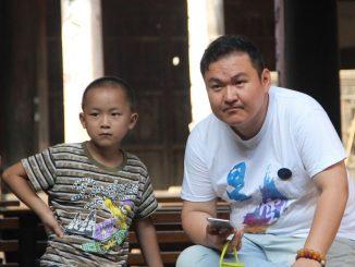 Cina punire genitori