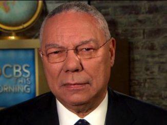 Colin Powell morto