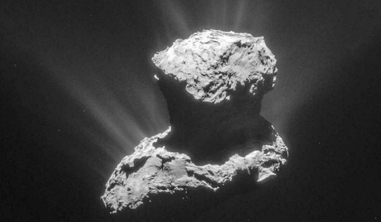 Cometa 67 P