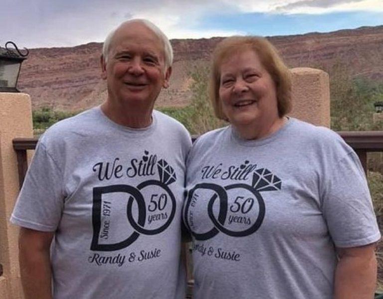 Randy Reimer e sua moglie Suzie