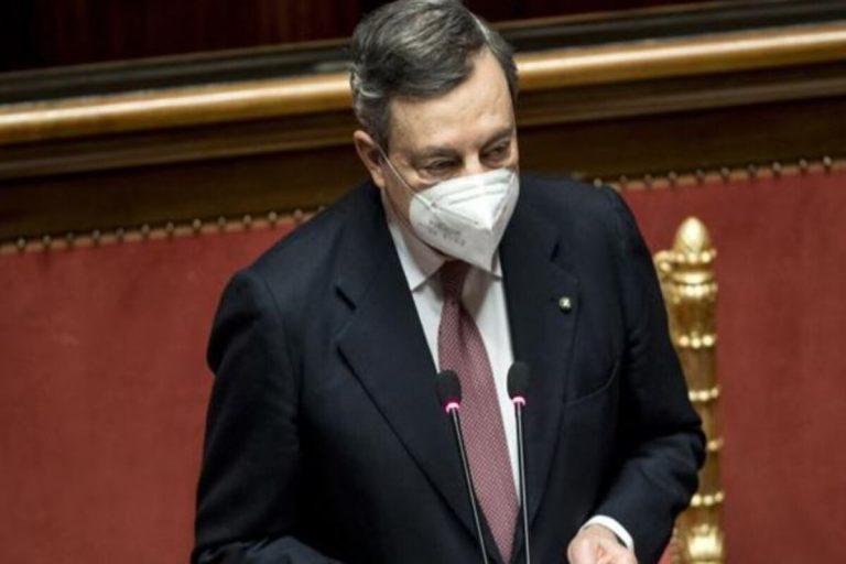 Draghi Senato