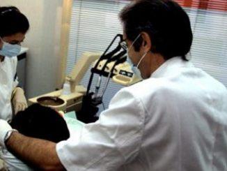 Esplosione nello studio dentistico di Ospitaletto
