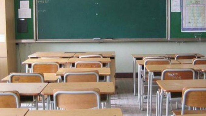 Focolaio scuola Qualiano