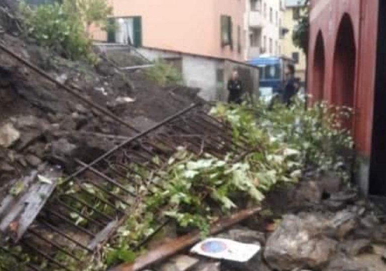 Maltempo a Genova