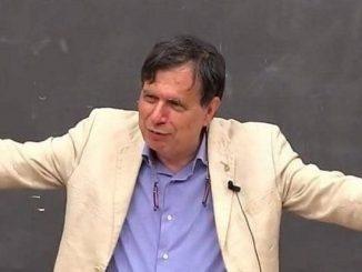 Il fisico premio Nobel Parisi