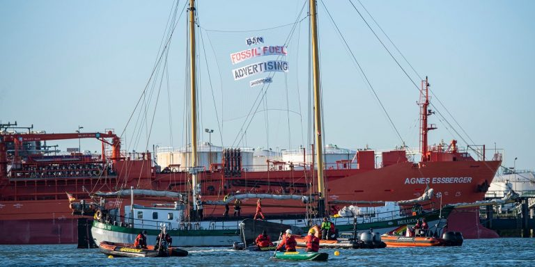 Greenpeace Rotterdam