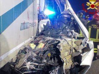 Incidente in A4 a Roncade