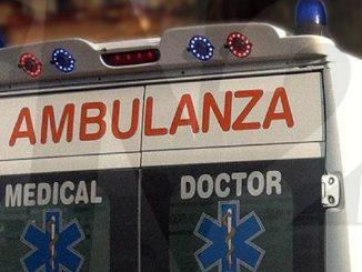Incidente tra Gioia del Colle e Castellaneta