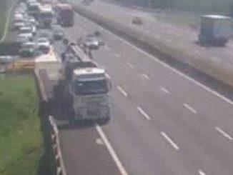 Incidente stradale sulla A4 a Brescia