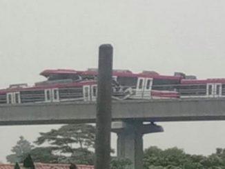 Incidente treni Indonesia