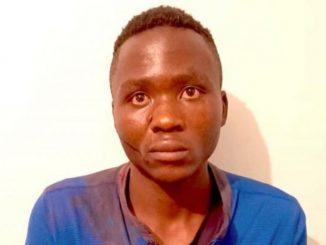 Kenya killer vampiro evade