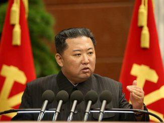 Il leader nord coreano Kim Jong Un