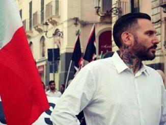 Leader Forza Nuova Palermo arrestato