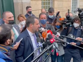 Lega Salvini centrodestra