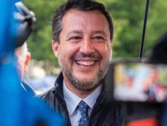 Manifestazione CGIL Salvini