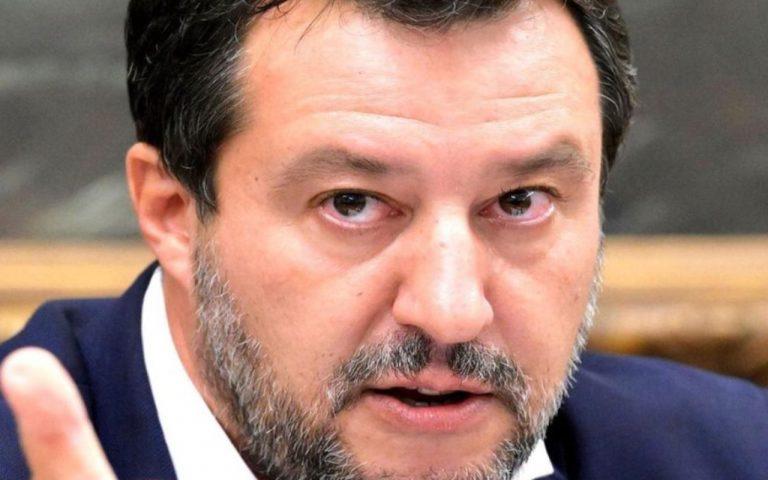 Salvini e l'incontro con Draghi